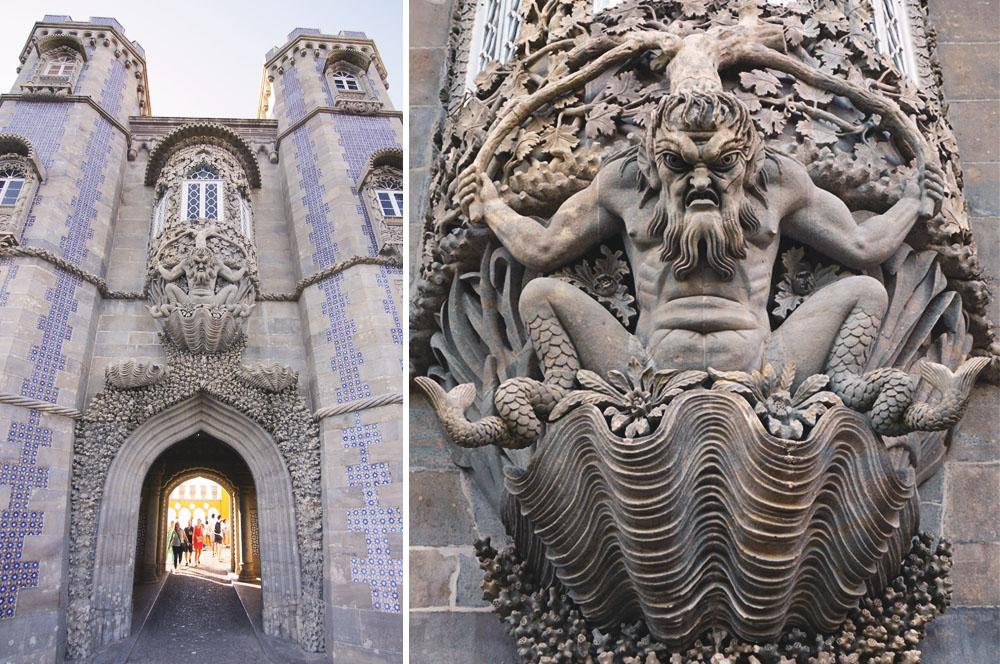 The Arch of Triton